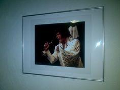 Valokuva Elvis aloha dressreherseal in lopusta ottanut Ed Bonja