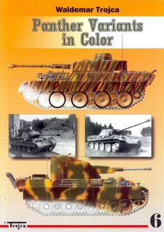 Panther variants in Color – TankPower 06