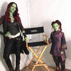 BTS pics for Infinity War of Gamora and young Gamora! - - - - #marvel #avengers #theavengers #avengersinfinitywar #infinitywar #thanos #disney #mcu #lego #marvelnews #marvelcinematicuniverse #ironman #hulk #captainamerica #blackwidow #lego #spiderman #blackpanther #antman #starwars #guardiansofthegalaxy #batman #superheroes #marvelsuperheroes #marvelstudios #marveluniverse #legomarvel2 #spiderman #tonystark #marvelmovies #legos