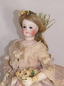 "12"" French Fashion Poupee / Great Costume - Faraway Antique Shop #dollshopsunited http://www.dollshopsunited.com/stores/faraway/items/1315027/12-French-Fashion-Poupee-Great-Costume"