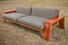 New range of indoor and outdoor exposed timber couches — Bombora Custom Furniture Diy Sofa, Sofa Design, Ikea Furniture, Furniture Design, Furniture Stores, Furniture Buyers, Furniture Dolly, Furniture Online, Custom Furniture