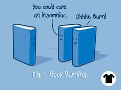 Book Burning for $8 - $11