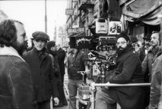 The Godfather Part II (1974) | 32 Incredible Pictures From Behind-The-Scenes Of Iconic Movies