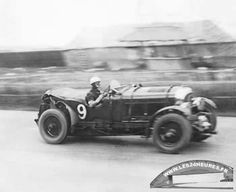 LE MANS 1929 - Bentley 4,5L Sport  #9