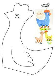 easter crafts diy / easter crafts + easter crafts for kids + easter crafts for toddlers + easter crafts to sell + easter crafts for adults + easter crafts kids + easter crafts diy + easter crafts preschool Easter Crafts For Toddlers, Easter Activities, Easter Crafts For Kids, Toddler Crafts, Preschool Crafts, Easter Templates, Craft Fur, Chicken Crafts, Egg Carton Crafts