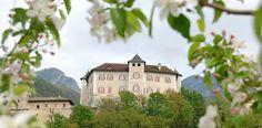 Castel Thun Trentino Italy Casa Belvedere Ronzone