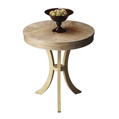I pinned this Audrina Side Table from the Rustic Revival event at Joss and Main!