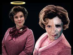 Dolores Umbridge é a maior injustiçada do mundo bruxo?