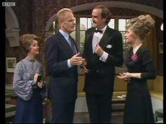 Colonel and Mrs Hall - Fawlty Towers - BBC - YouTube