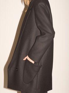 Hussein Chalayan signature pocket