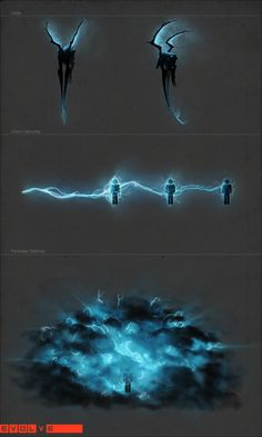ArtStation - Evolve Concept Art Collection, Justin Cherry