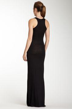 American Twist Racerback Maxi Dress by American Twist on @HauteLook