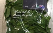 Coles Baby Spinach Leaves Review