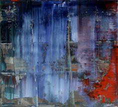 Gerhard Richter, Abstraktes Bild, Abstract Painting, 1994, 51 cm x 56 cm, Catalogue Raisonné: 805-6, Oil on canvas