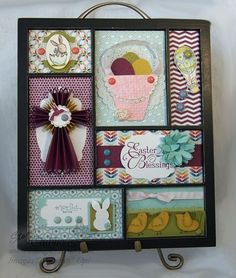 Photo easter-printers-tray_0.jpg    full :: unknown© 2013 Stampers Club, Karen Trelfa Independent Stampin' Up! Demonstrator