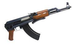 - desktop wallpaper for akm assault rifle -