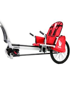 Look at this Weehoo iGo Turbo Bicycle Trailer on #zulily today!