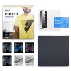 Photo Printing Set - Darby Smart