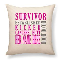 Are you a survivor or know one? This is what I love about Thirty-One!  www.mythirtyone.ca/endlysscreations