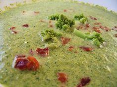 Gezond leven van Jacoline: Broccoli soep