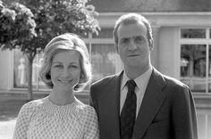 Juan Carlos et Sophie