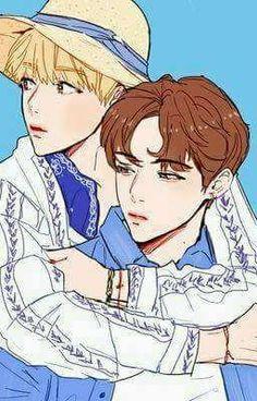 》Adaptación 》Yaoi Donde Taehyung es Niñero de los hijos de Jungkook. La historia es adaptada, así que todos los Crédi...