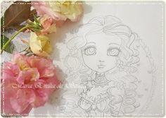 Flores e desenho - Borboleta | Flickr – Compartilhamento de fotos!