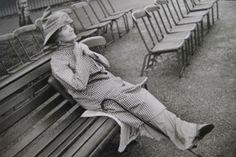 (c) Henri Cartier Bresson  Hyde Park, London, 1937