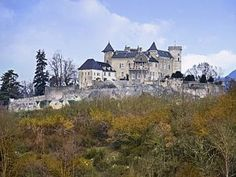 Stunning Medieval Fortified Château France