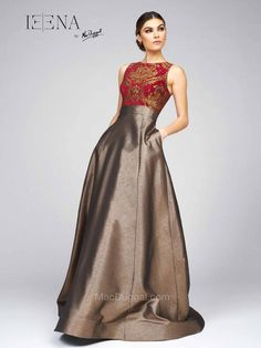 Ieena for Mac Duggal Grad Dresses, Evening Dresses, Formal Dresses, Runway Fashion, High Fashion, Mac Duggal, Pageant Gowns, Couture Details, Formal Prom