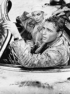 Sidney Lumet´s The Fugitive Kind USA 1960 Marlon Brando, Anna Magnani and Joanne Woodward. Marlon Brando, Joanne Woodward, Jean Simmons, Tennessee Williams, Anna Magnani, Don Corleone, Photo Star, Streetcar Named Desire, Paul Newman