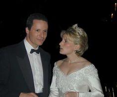 Sigismondo of Absburg + Elyssa Juliet Edmonstone