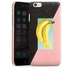 Eat Banana für Premium Case (glänzend) für Apple iPhone 6 von DeinDesign™