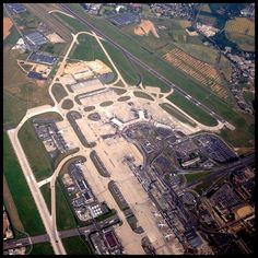 Great view of Paris Orly airport