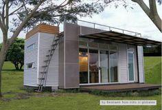 5평 컨테이너주택의 놀라운 공간활용 - Daum 부동산 커뮤니티