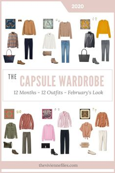 February 2020 Six Scarves, Twelve Months, Twelve Outfits - The Vivienne Files Olive Shirt, Olive Pants, French Minimalist Wardrobe, The Vivienne, Marled Sweater, Neutral Outfit, Pink Outfits, Classic Outfits, Everyday Outfits