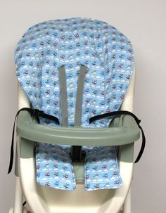 Diy Fisher Price Space Saver High Chair Cover Pattern Is