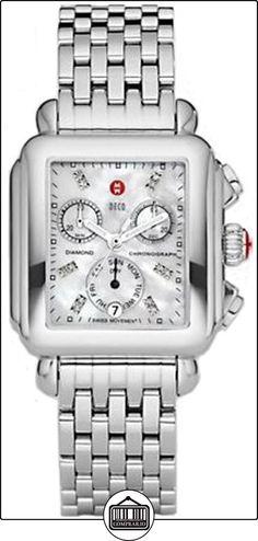 Michele MWW06P000014 - Reloj para mujeres  ✿ Relojes para mujer - (Lujo) ✿