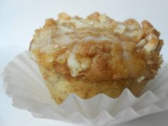 Banana Crumb Muffins by BellaStellaCrafts on Etsy