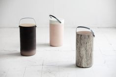 Lola Lely / Potluck Stools — London Design Journal