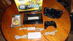 The Legend of Zelda: The Wind Waker HD Deluxe 32GB Wii U w/ Pro Cont. & Mario