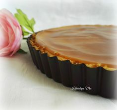 Kakkutupa Mia: Salted Caramel Cheesecake äidille