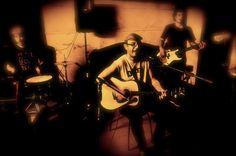 singing in the pub!