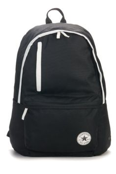Converse Classic Backpack Book Bag (Black) « Impulse Clothes