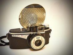 Agilux Agiflash Vintage Camera  Vintage Lomography  - Lomo ready cameras   - Vintage collectible cameras    www. Etsy.com/VintageLomography