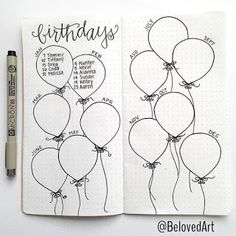 Life is a Book Bullet Journals, Bullet Journal Tips, Bullet Journal Writing, Bullet Journal Year At A Glance, Bullet Journal For Teachers, Pens For Bullet Journaling, Bullet Journal Period Tracker, Bullet Journal Ideas How To Start A, Bullet Journal Layout Ideas