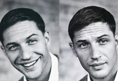 tom hardy is a beast of an actor. &&& he has a british accent. & just look at him. *swoon*
