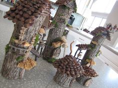 Fancilicious Fairylands: Welcome to Woodland Fairy Village!