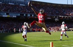 Michael Crabtree - AWESOME picture!