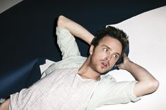 Ladies, ya'll can have Ryan Gosling. Aaron Paul is where it's at.